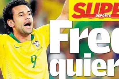 Los agentes de Fred lo ofrecen al Valencia
