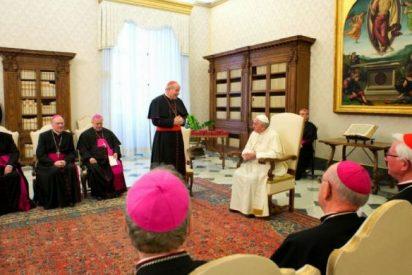 """El Papa pide a los obispos mexicanos que defiendan """"la familia y la vida"""""""