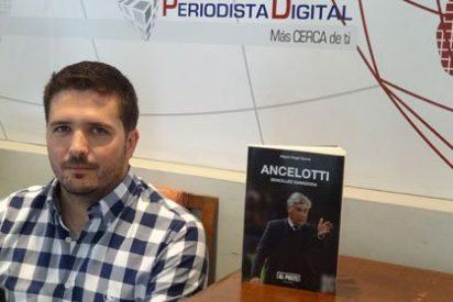 """Miguel Angel García: """"Ancelotti era el ideal para sosegar las cosas tras la etapa de Mourinho"""""""