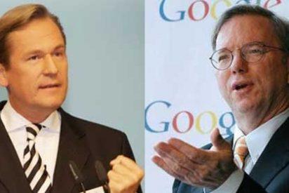 El grupo editorial más importante de Alemania compara a Google con la Stasi