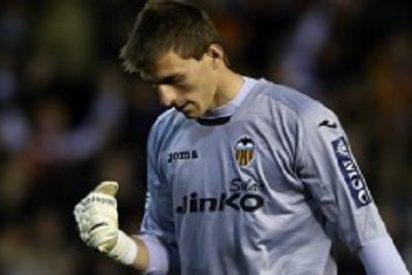 El Almería intentará conseguir a un jugador del Valencia