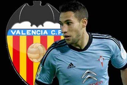 El Valencia pide precio por Hugo Mallo