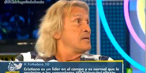 """Hugo Gatti: """"Diego López me recordó a Casillas por no salir en el primer gol"""""""