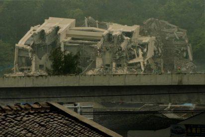 """Destruyen una iglesia en China por tener """"una cruz demasiado ostentosa"""""""