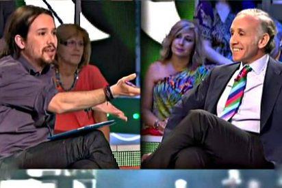 """Eduardo Inda: """"'Podemos' me da miedo, su líder se jacta de pegar a la gente"""""""