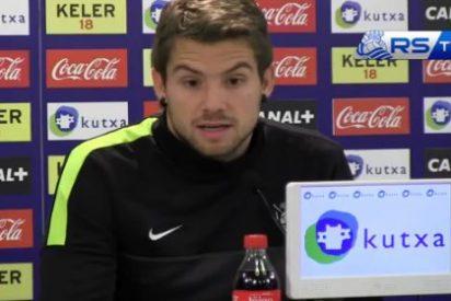 El Barcelona también incluye a Iñigo Martínez entre sus posibles fichajes