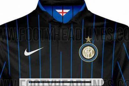 Así será la camiseta del Inter la próxima temporada