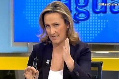 """Durán planta cara a los amigos de Podemos que la amenazaron con hacerla sentir """"miedo en la nuca"""""""