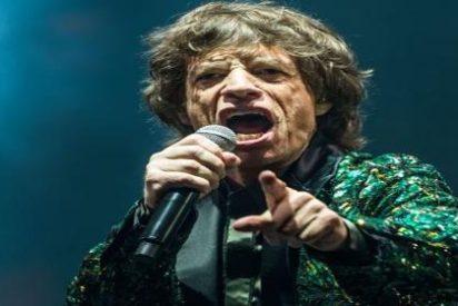 Mick Jagger, el gran padre del rock, se convierte en bisabuelo a sus 70 'rodados' años