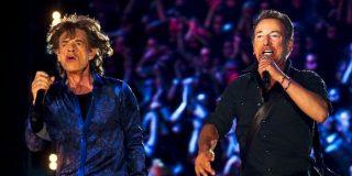 Los Rolling Stones y Bruce Springsteen comparten escenario en el Rock in Rio