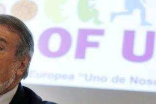 Mayor Oreja quiere una campaña como Dios manda