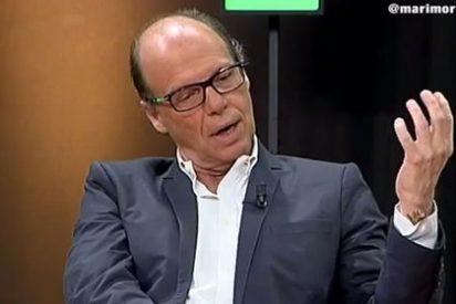 """Jaime González: """"Es una golfada ver a los sindicatos ponerse ciegos a langostinos en la Feria de Sevilla"""""""