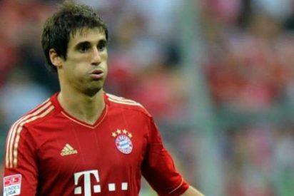 La tremenda cantidad que puede pedir el Bayern por Javi Martínez