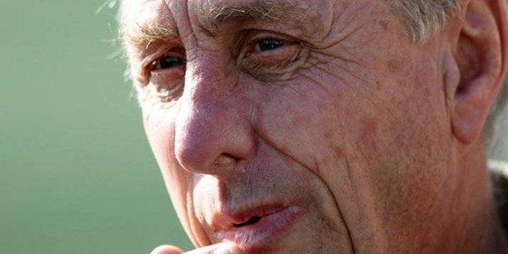 """Cruyff: """"La mejora del contrato de Messi es como poner un parche después de lo que pasó con Neymar"""""""