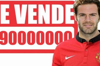 El Manchester pone en venta a Juan Mata