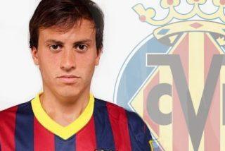 El Villarreal se lo quiere llevar gratis del Barcelona