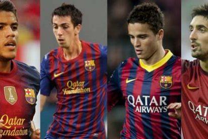 El Barcelona pone en venta a 4 de sus jugadores