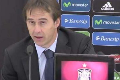 Deja la selección española para entrenar en Portugal