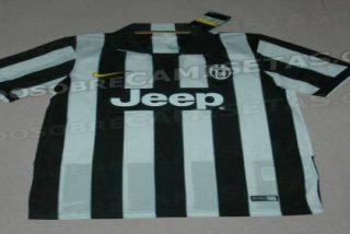 La nueva camiseta que vestirá Fernando Llorente