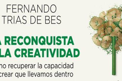 Fernando Trías de Bes responde cómo recuperar la capacidad de crear que llevamos dentro