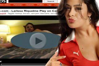 Publican un supuesto vídeo porno de la novia del futbolista argentino