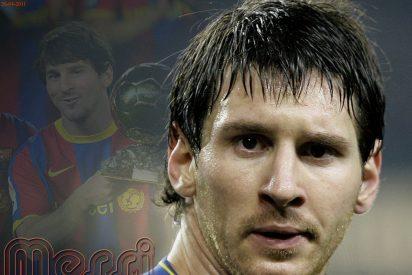 """Leo Messi: """"Mi futuro está en manos del Barça"""""""