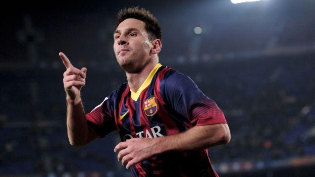¡Messi pudo jugar con España!