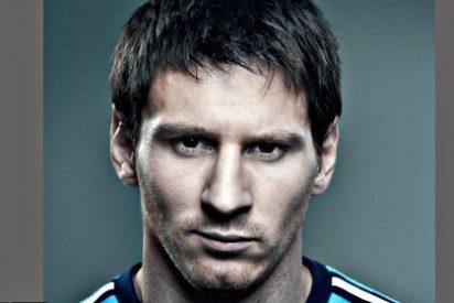 Leo Messi, que jugó andando,lamenta en Twitter el batacazo del Barça