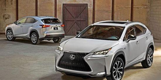 Lexus NX, el crossover hibridado