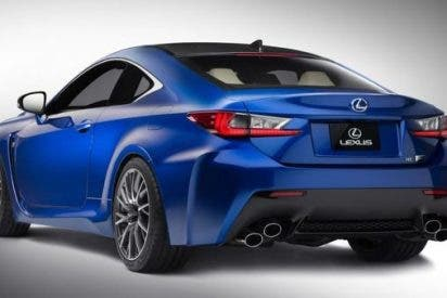 Lexus pone picante al Salón de Madrid con 2 novedades