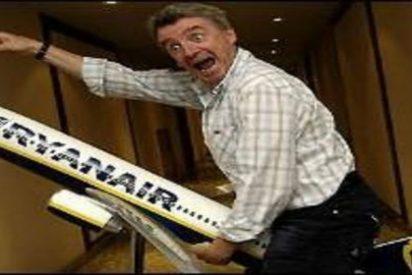 ¡Fuego! Un avión de Ryanair tiene que aterrizar de emergencia en Son Sant Joan