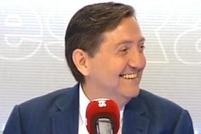 Losantos da un giro radical y dice ahora que fue Rajoy quien impuso al Rey el blindaje de la Infanta