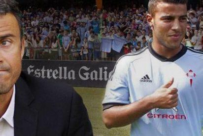 Luis Enrique dejará al Celta sin su mejor jugador