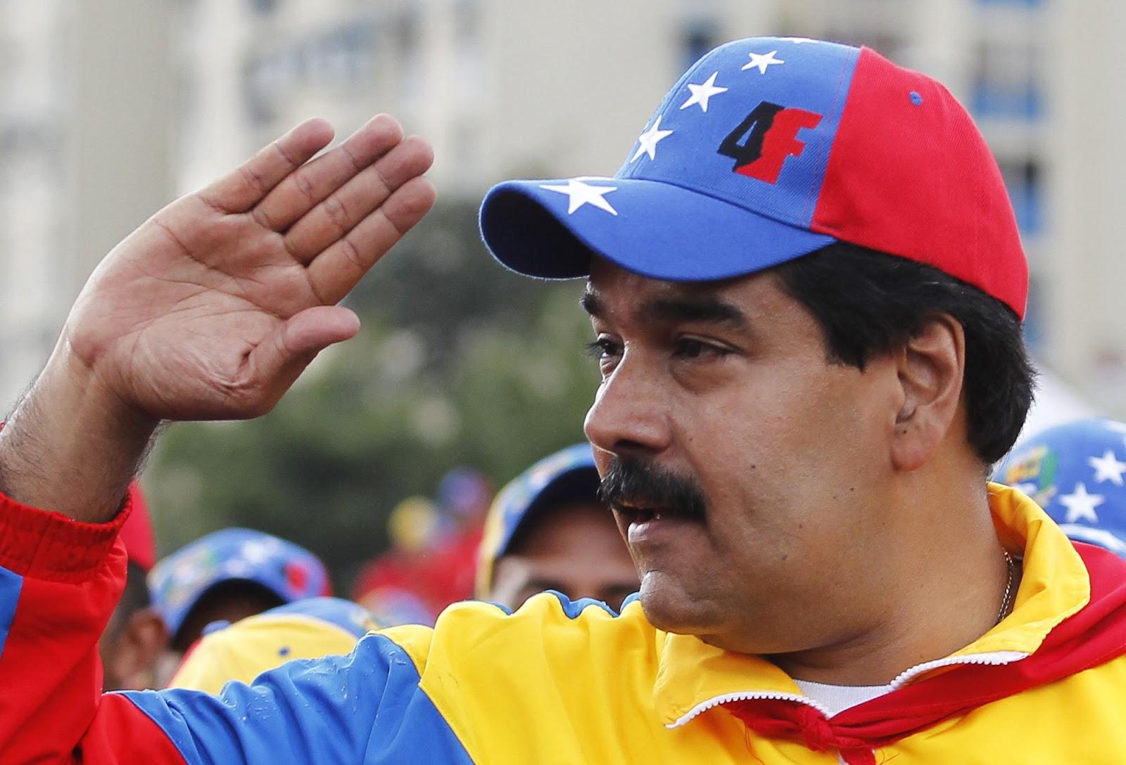 """Nicolás Maduro: """"La extrema derecha planea dar un golpe de Estado en Venezuela en junio"""""""