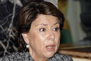 Magdalena Alvarez se encaró a Rubalcaba, le dijo que no dimitía y lo dejó mudo