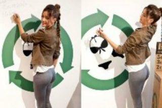 La novia de un jugador del Atlético... ¡presume de tener el trasero más sexy de la Liga!