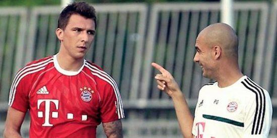 Mourinho quiere robarle a Guardiola a uno de sus jugadores