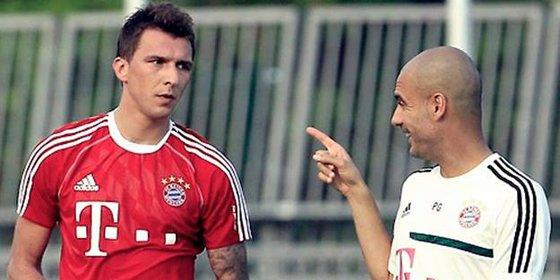 El Arsenal le quiere robar un jugador a Guardiola