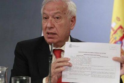 Margallo no cree que el resultado del 25M en Cataluña suponga un respaldo al independentismo