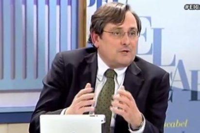 """Marhuenda se chotea de la crisis del PSOE: """"Si ponen a Patxi López, Rajoy lo nombra vicepresidente en la sombra"""""""