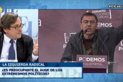"""Marhuenda: """"Monedero representa el comunismo reciclado en su peor especie, me da mucho más miedo que Pablo Iglesias"""""""