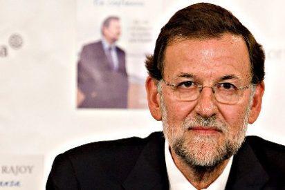 """Mariano Rajoy: """"Los socialistas pueden arruinar otra vez el país"""""""