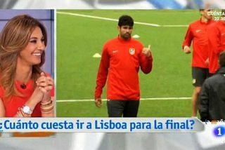 Mariló Montero patalea por no ir a la Champions: ¡Con lo útil que hubiera sido yo...!