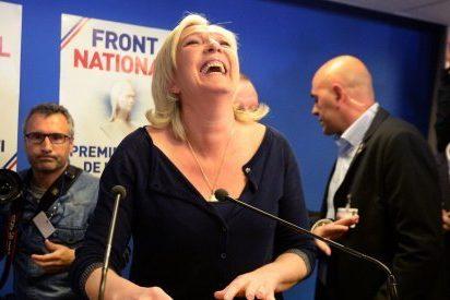 El triunfo apabullante de Marine Le Pen pone patas arriba la política francesa