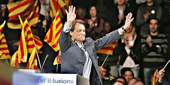 """Artur Mas: """"Es la partida más importante para Cataluña en los últimos tres siglos"""""""
