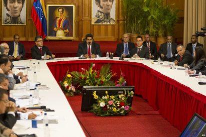 Unasur y el Vaticano aplauden que oposición y Gobierno vuelvan a dialogar en Venezuela