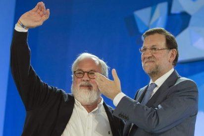 """La frase que circula por los 'whatsapp' de Génova: """"Rajoy gana, el PP pierde"""""""