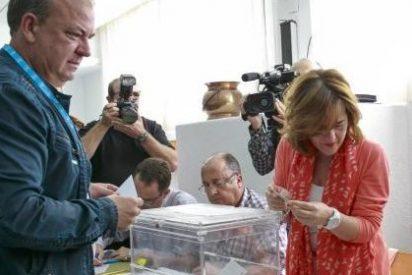 """Monago: la """"pérdida"""" de votos """"merece una reflexión"""""""