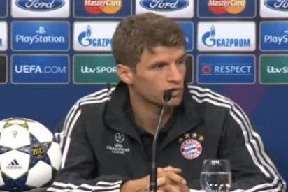 Saldrá del Bayern de Múnich por su descontento con Guardiola