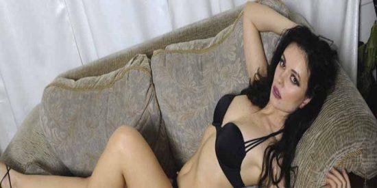 La actriz Natasha Blasick afirma haber tenido sexo con un fantasma y que le ha encantado